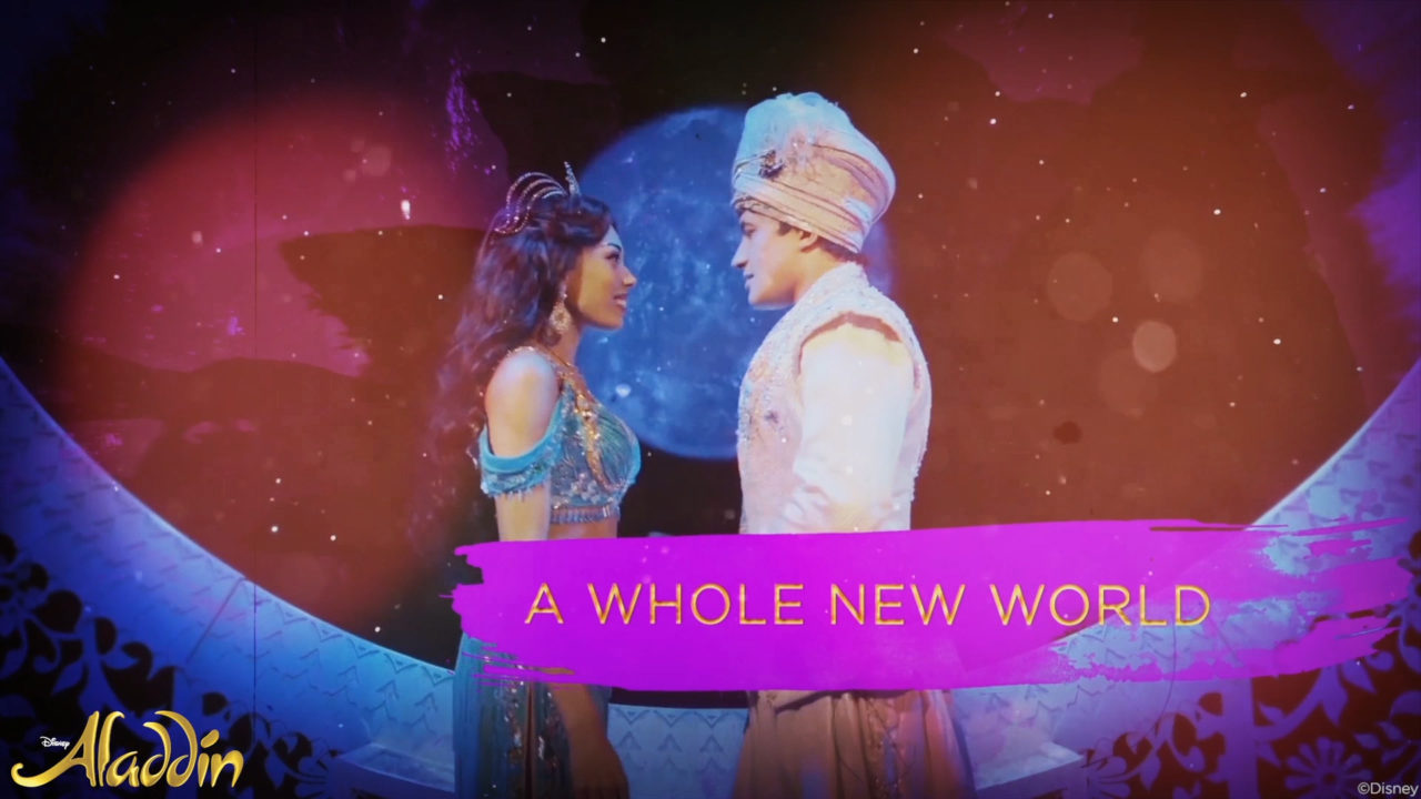 MUSIC SERIES: A WHOLE NEW WORLD