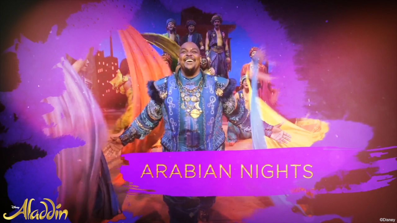 Music Series: Arabian Nights