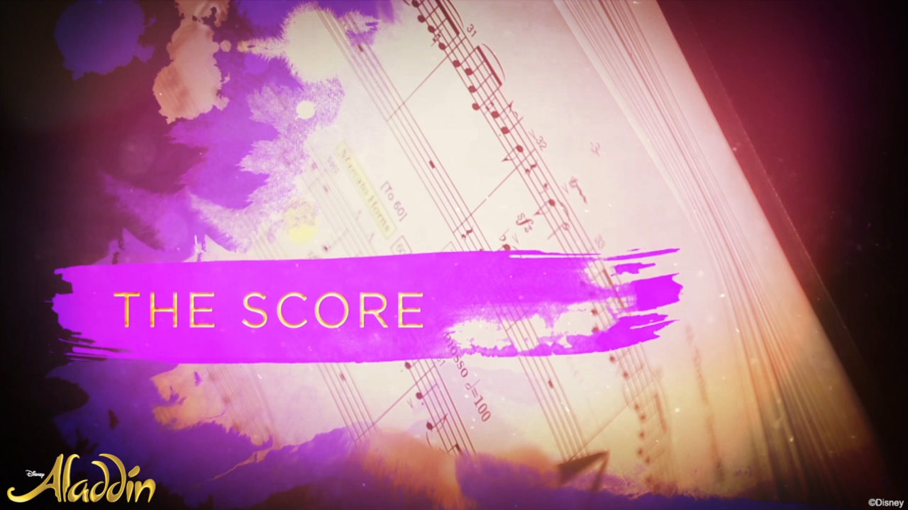 Music Series: The Score