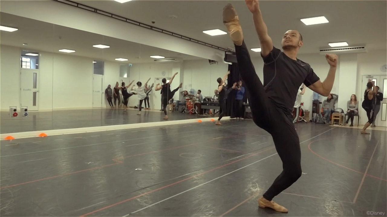 INTRODUCING DANCER RICARDO WALKER