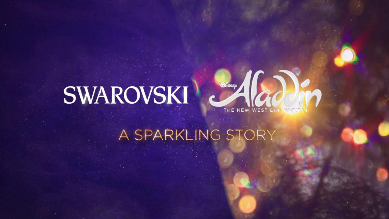 Swarovski / Aladdin - A sparkling story