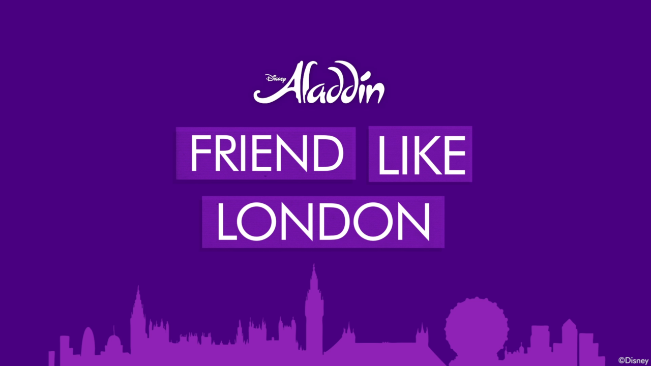 Friend Like London