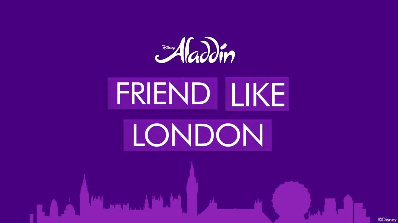 FRIEND LIKE LONDON (MUSIC VIDEO)