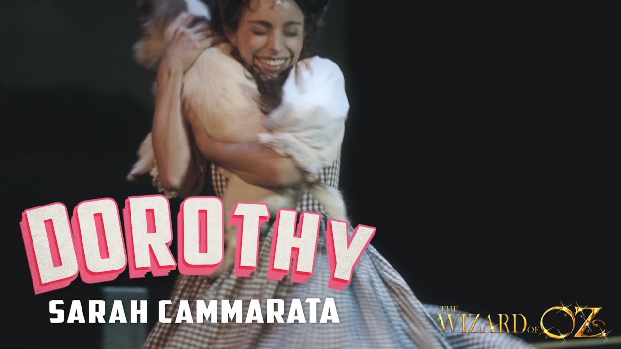 MEET THE CAST: DOROTHY