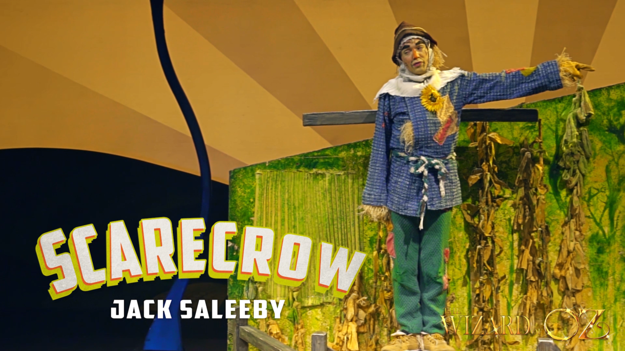 MEET THE CAST: THE SCARECROW