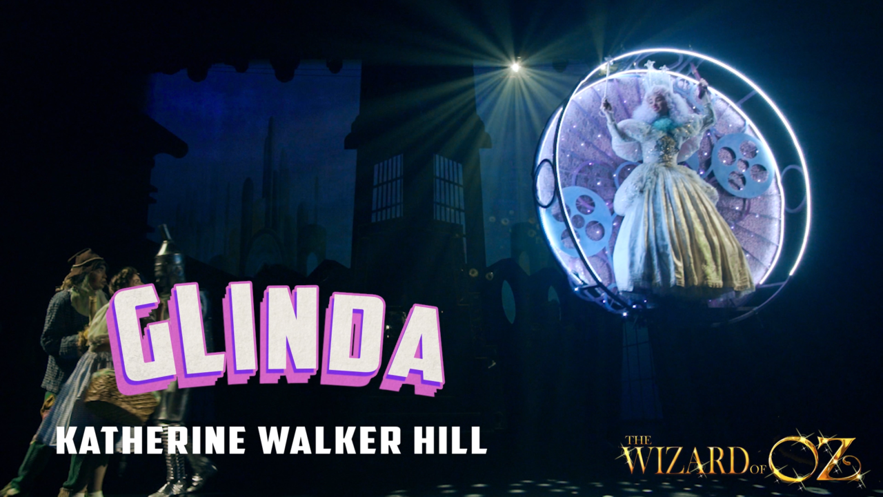 MEET THE CAST: GLINDA AND THE WIZARD