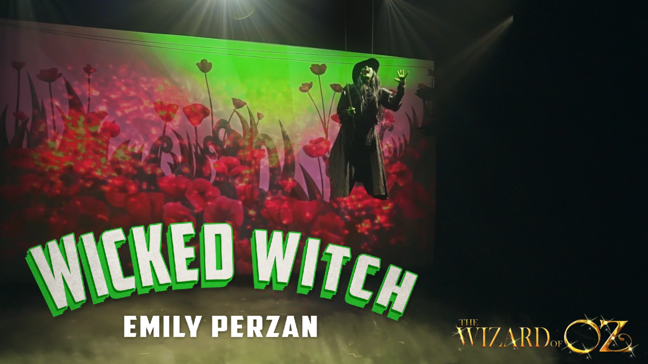 MEET THE CAST: THE WICKED WITCH