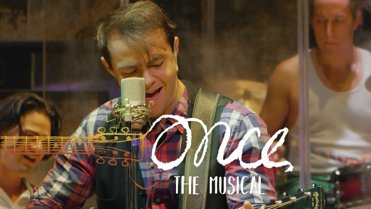 ONCE: THE MUSIC