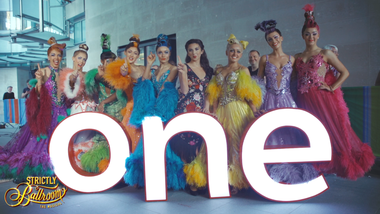 BEHIND THE SCENES AT THE ONE SHOW