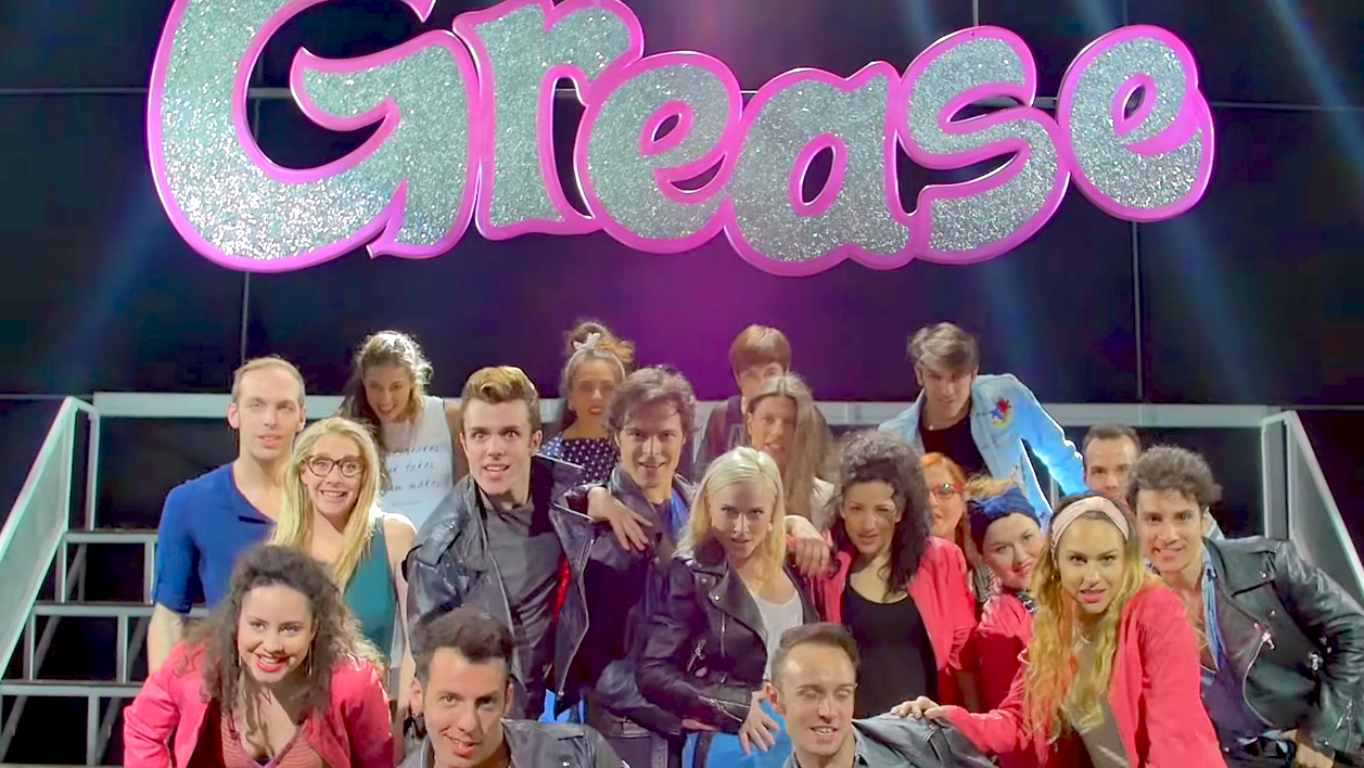 GREASE VIVE IN NOI (MUSIC VIDEO)